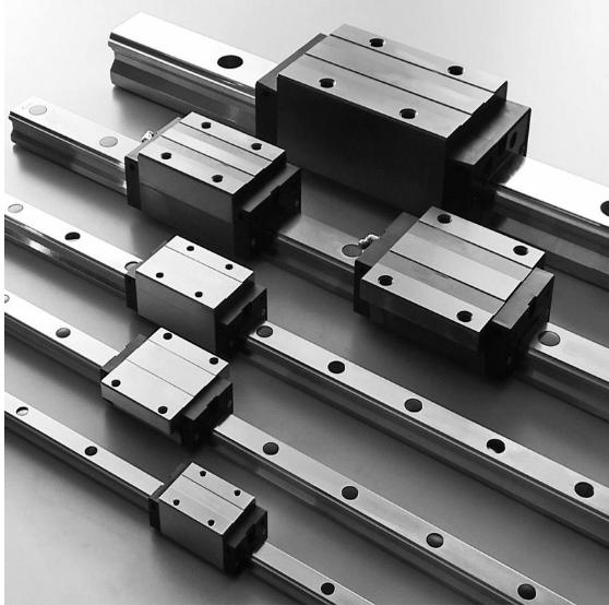 HG/EG标准四方型直线滑块